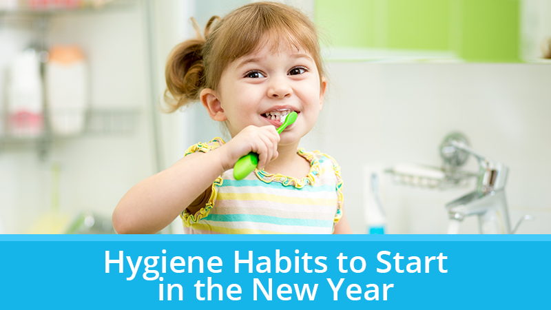 Hygiene Habits to Start in the New Year